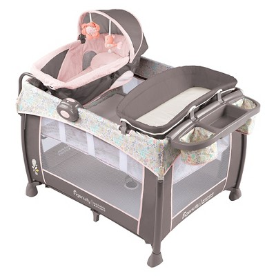 Ingenuity Smart and Simple Washable Playard - Piper