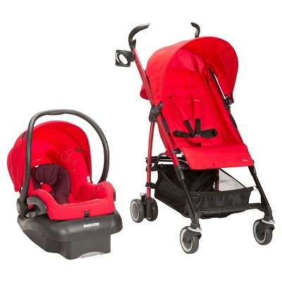 Maxi-Cosi Kaia & Mico Nxt Travel System - Red