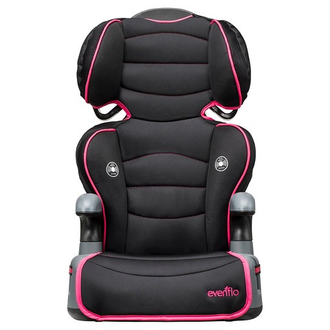 evenflo big kid amp high back booster car seat target. Black Bedroom Furniture Sets. Home Design Ideas