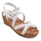 Girl's Rachel Shoes Aurelia Wedge Sandals - Assorted Colors