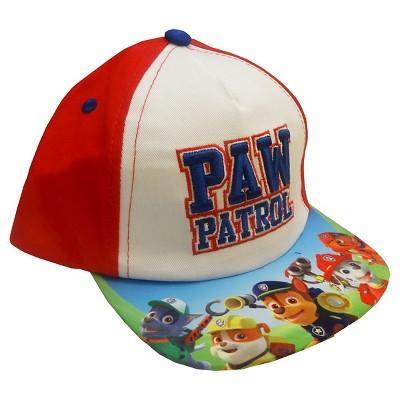 Toddler Boys' Paw Patrol Baseball Hat - Red