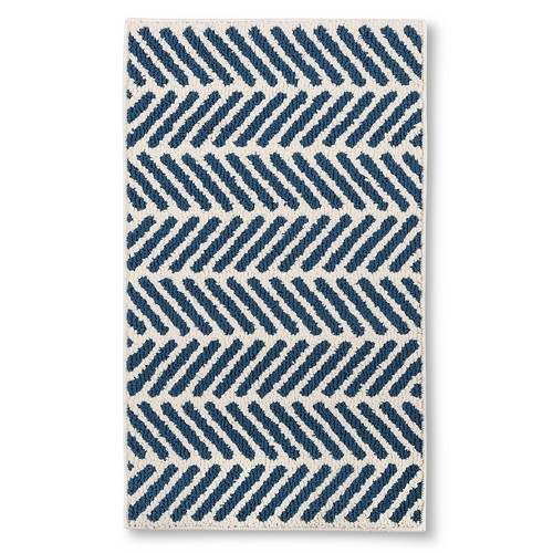 Threshold Chevron Rug Ebay