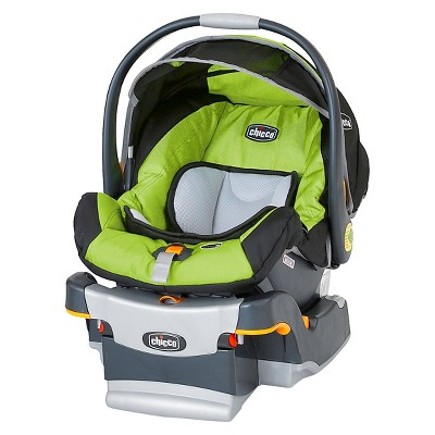 Chicco KeyFit 30 Infant Car Seat - Orange/Gray