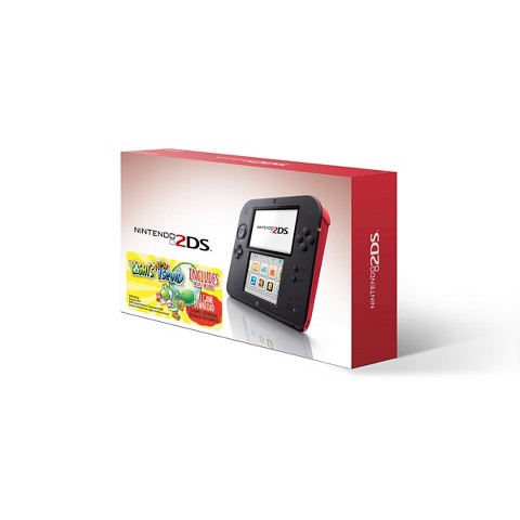 Nintendo 2DS Red Console