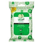 Yes to Cucumbers Eye Makeup Remover Pads - 20 ct