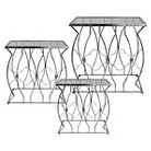 Import Collection Accent Table - Silver