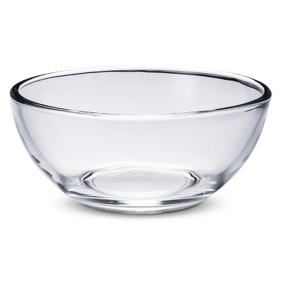 Libbey Cereal Bowl Set of 6 - Clear