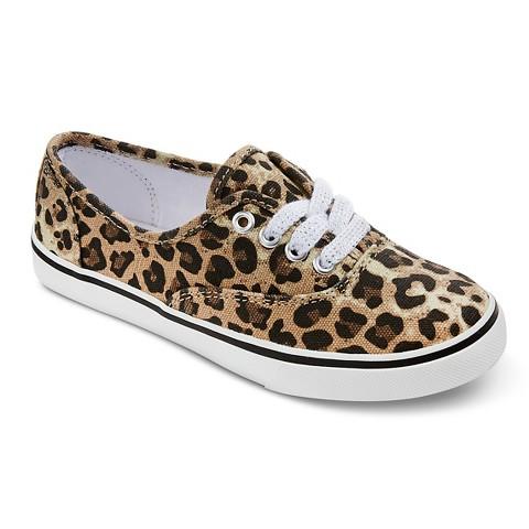 hilde leopard print sneakers brown circo target