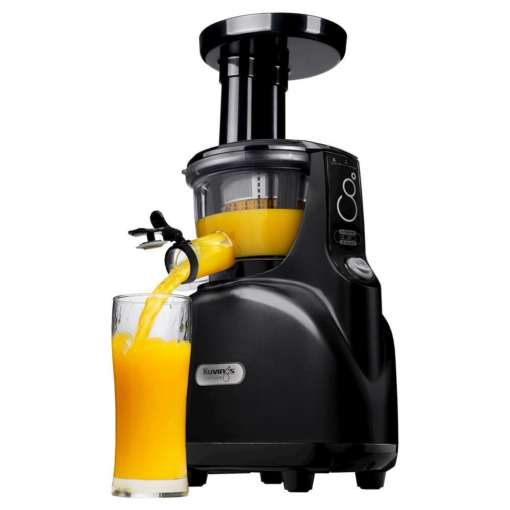 Kuvings Masticating Juicer Manual : KUvINGS SILENT JUICER 900SC - BLACK