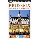 DK Eyewitness Travel Brussels, Bruges, G ( DK EYEWITNESS TRAVEL GUIDES) (Revised) (Mixed media product)