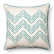 Room Essentials™ Embroidered Chevron Toss Pillow
