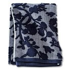 Threshold™ Floral Towels - Navy