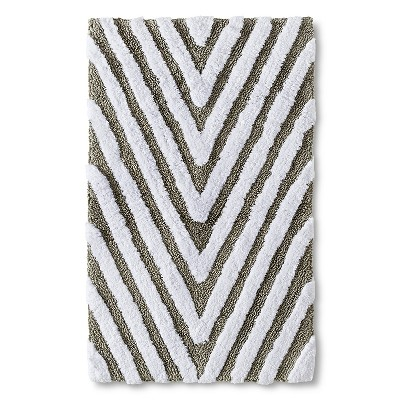Rug Grey Chevron - Threshold™