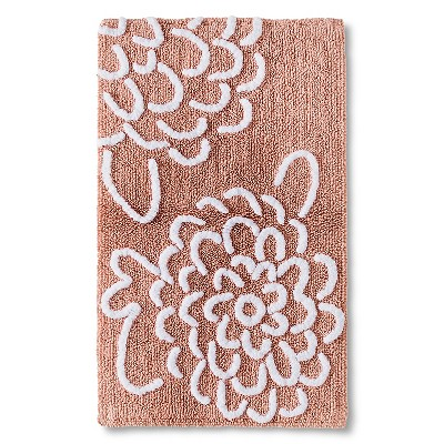 Rug Pink White Floral - Threshold™