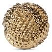 Threshold™ Ceramic Knot Figurine - Gold