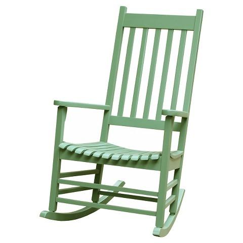 International Concept Patio Rocking Chair Tar