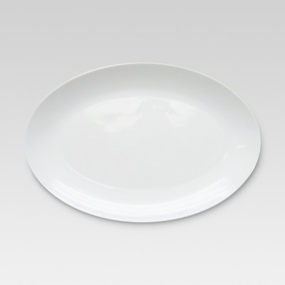 Threshold™ Bone China Platter