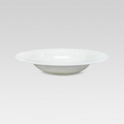 "Threshold™ Bone China Soup Plate Set of 4 (8.25"")"