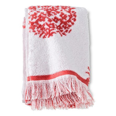 Hand Towel Coral Paisley - Threshold™