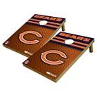 Chicago Bears Wild Sports Platinum Shield Cornhole Bag Toss Set - 2x3 ft.