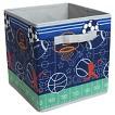 Circo® Fabric Cube Athletic Theme