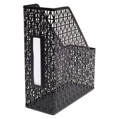 RE Punched Metal Black