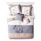 Hampshire Floral 8 Piece Comforter Set