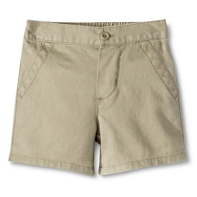 Newborn Boys' Chino Short - Vintage Khaki NB
