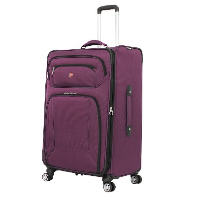 "SwissGear Zurich 28"" Luggage - Purple"