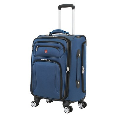 "SwissGear Zurich 20"" Carry On Luggage - Blue"