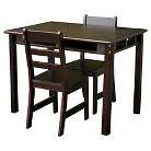 Kids' Rectangular Table and Chair Set