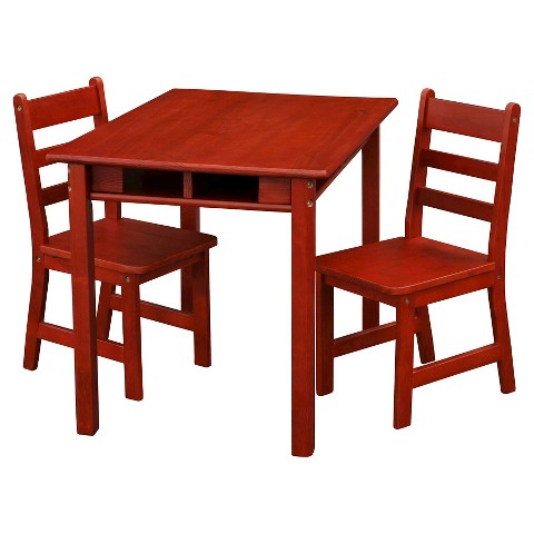 Kids rectangular table and chair set casual home target