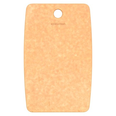 Epicurean Composite Cutting Board - Natural - 9.5 inches x 6.5 inches x .25 inches