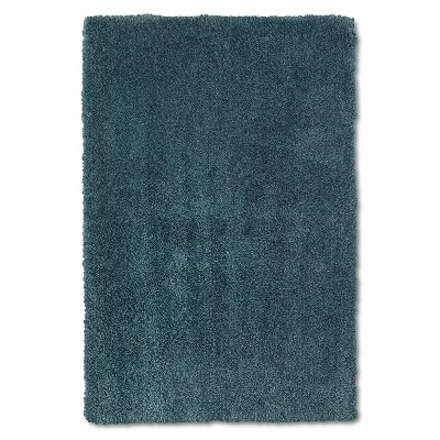 "Bath Rug - Shadow Teal (23.5x38"") - Fieldcrest™"