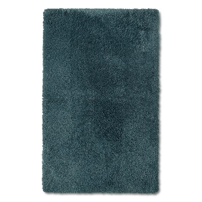 "Fieldcrest® Luxury Bath Rug - Shadow Teal (20x34"")"