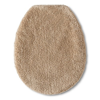 Toilet Seat Cover - Light Taupe - Fieldcrest™