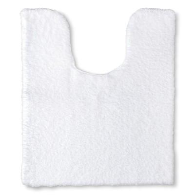 "Contour Bath Rug - True White (20x24"") - Fieldcrest™"
