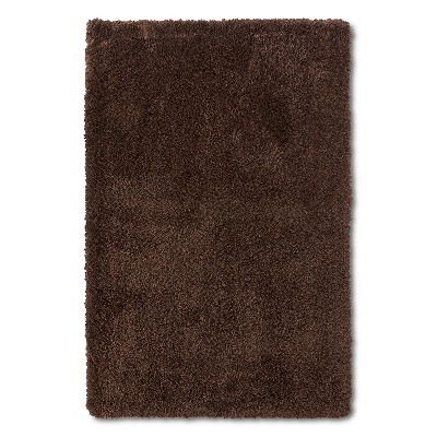 "Bath Rug - Morel Brown (23.5x38"") - Fieldcrest™"