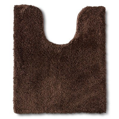"Contour Bath Rug - Morel Brown (20x24"") - Fieldcrest™"