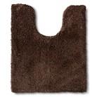 "Fieldcrest® Luxury Contour Bath Rug - Morel Brown (20x24"")"