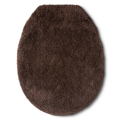 Fieldcrest® Luxury Toilet Seat Cover - Morel Brown