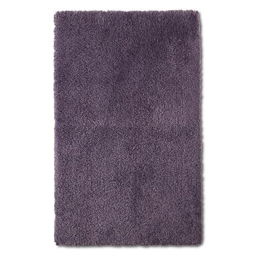 Fieldcrest Luxury Bath Rug - Hazy Plum
