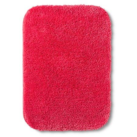 Room Essentials Bath Mat Ultra Coral 17x24 Target