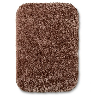 "Room Essentials™ Bath Mat - Forest Brown (17x24"")"