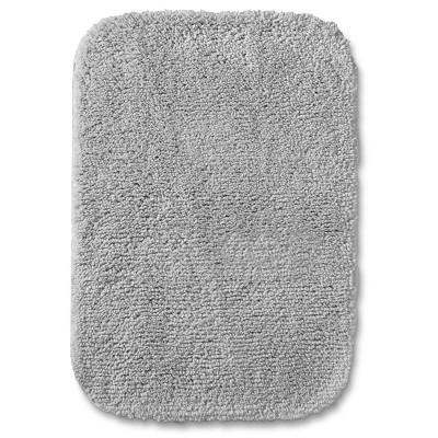 "Room Essentials™ Bath Mat - Gray Mist (17x24"")"