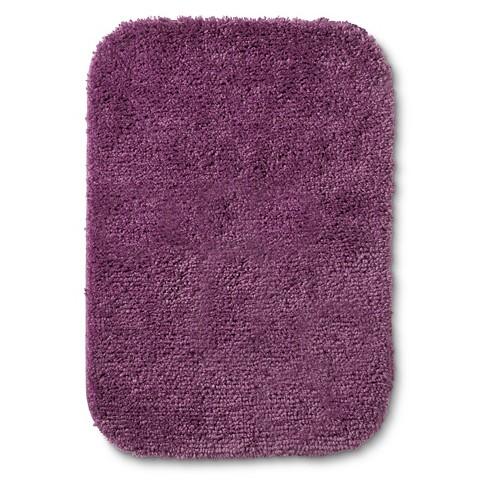 Room Essentials Bath Mat Purple Moon 17x24