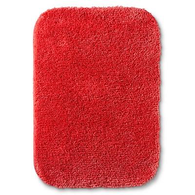 "Room Essentials™ Bath Mat - Ripe Red (17x24"")"