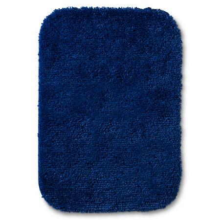 Room Essentials Bath Mat Sudden Sapphire 17x24 Target