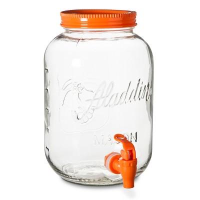 Aladdin Beverage Dispenser - Sol Orange (1 Gal.)