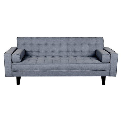 Toronto Convertible Sofa Grey Tar
